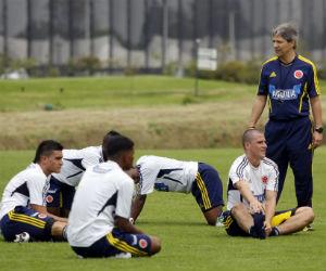 Lista la convocatoria de la Selección Colombia Sub-23