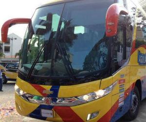 Conozca el bus que Chevrolet fabricó para la Selección Colombia