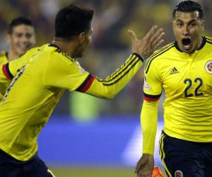 Colombia y sus convocados para el debut