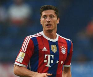 Robert Lewandowski es el hombre gol en Europa