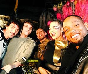 Will Smith y Bomba Estéreo estrenan remix de 'Fiesta'