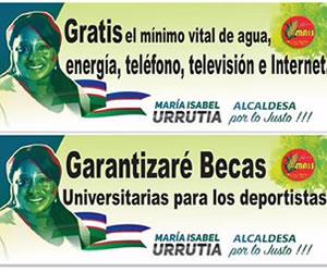 María Isabel Urrutia va de nuevo por la Alcaldía de Cali