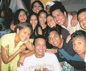 Diomedes Díaz reconoció 28 hijos
