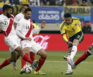 Todo sobre el partido Colombia vs. Perú