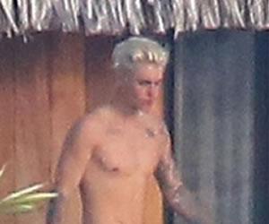 Justin Bieber, como Dios lo trajo al mundo