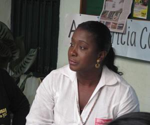 Maria Isabel Urrutia denuncia intimidaciones a su integridad