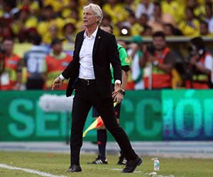 José Pékerman y la victoria de Colombia