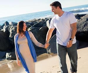 Cinco ejercicios para no subir de peso en el embarazo