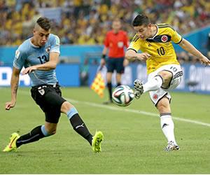 Uruguay vs. Colombia: Estos han sido los últimos 5 encuentros