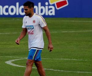 Golazo de Falcao García en los entrenamientos de Colombia