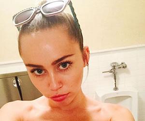 Miley Cyrus organiza concierto nudista