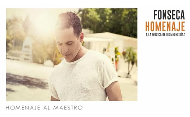 Fonseca estrena disco en homenaje a Diomedes Díaz