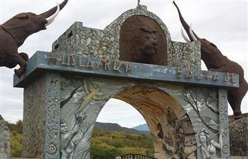 Huiláfrica salvaje, un oasis de paz que no se puede describir, sino para visitar y gozar