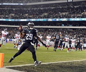Philadelphia le dio una paliza a los Giants por la sexta fecha de la NFL
