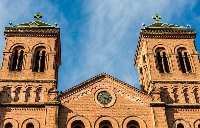 La construcción de la Catedral Basílica estuvo llena de retrasos e impedimentos. Foto: Shutterstock