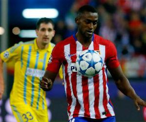 Gol de Jackson Martínez en la victoria del Atlético en Liga de Campeones