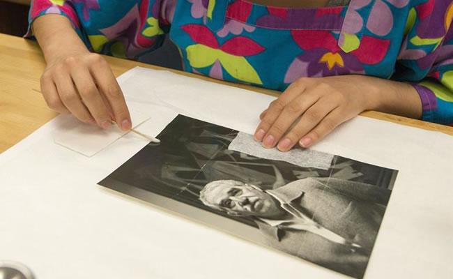 Archivo personal de Gabriel García Márquez se expone en Texas