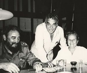 Archivo personal de Gabo se expone en Texas