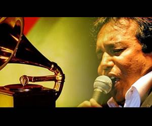 Diomedes Díaz y sus nominaciones a los Grammy Latino