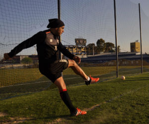 Santa Fe se pone a punto en Buenos Aires para enfrentar a Independiente