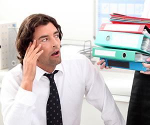 Conoce los peligros de trabajar en exceso