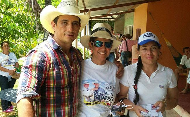 Josué Barrera es elegido con más del 40% de la votación. Foto: Facebook