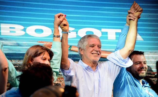 Alcalde electo de Bogotá, Enrique Peñalosa. Foto: EFE