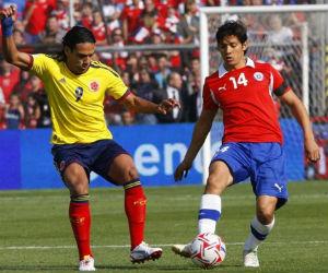 Boletería agotada para el partido Chile vs. Colombia