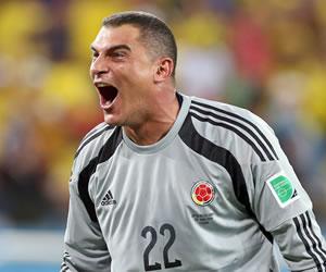 Faryd Mondragón elogió a José Pékerman y a la Selección Colombia