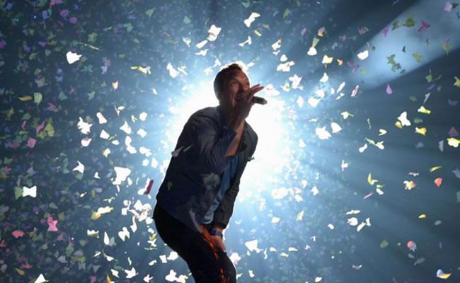 Coldplay revela fragmento de su nueva canción en Facebook