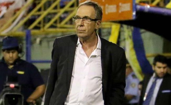 Gerardo Pelusso continúa en enemistad con José Luis Chilavert. Foto: EFE
