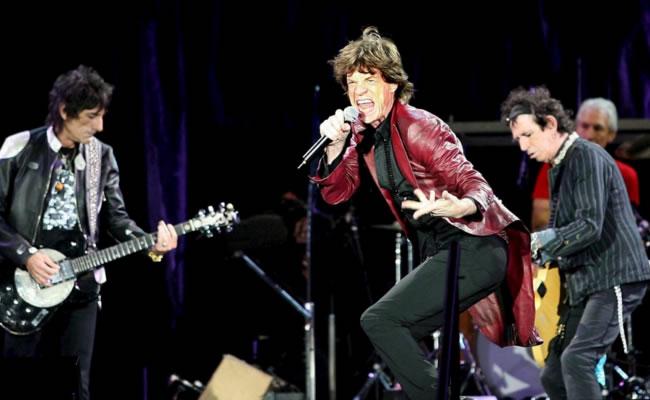 Concierto Rolling Stones. Foto: EFE