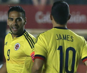 Colombia cayó al séptimo puesto del Ránking FIFA