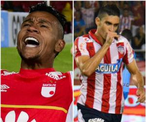Copa Colombia: Junior vs. Santa Fe: Previa, formaciones y transmisión