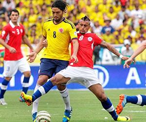Chile vs. Colombia: Estos han sido los últimos 5 encuentros