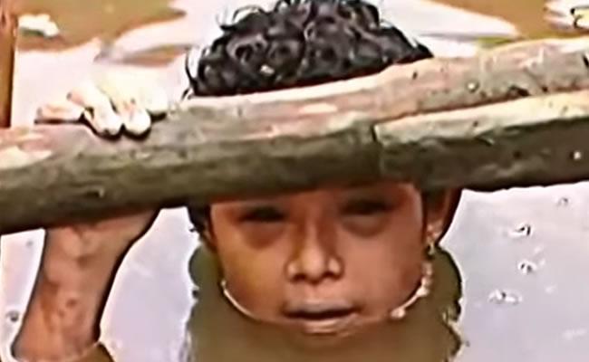 Resultado de imagen para Foto de Omayra Sánchez, símbolo de la tragedia de Armero