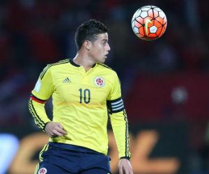La Selección Colombia empató ante una aguerrida Chile
