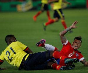 Jackson Martínez sufre un esguince de tobillo izquierdo
