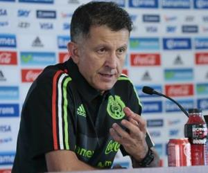 "Juan Carlos Osorio: ""México hizo suficientes goles"""