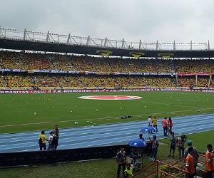 Lo que usted no vio del partido Colombia vs. Argentina