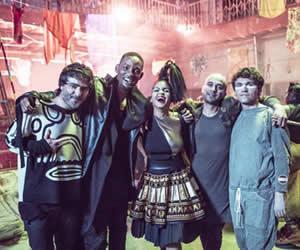 Grammy Latino: Colombianos calientan Las Vegas