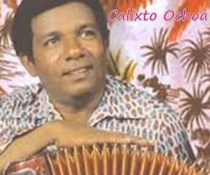 Rey vallenato Calixto Ochoa falleció en Sincelejo