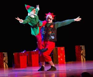 Navidad: Santa's Circus estará en Colombia