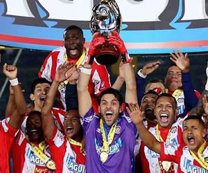 Junior campeón de la Copa Colombia