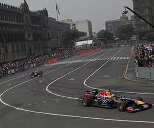 Ciudad de México será sede de la Fórmula E