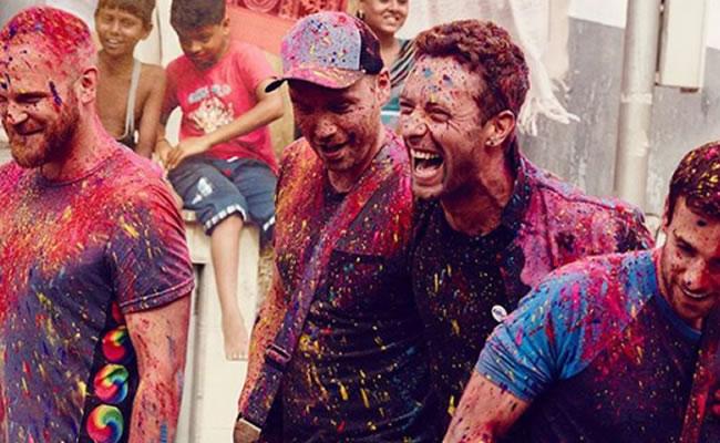 Coldplay confirma concierto en Bogotá