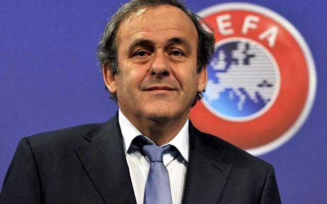 Michel Platini. Foto: EFE