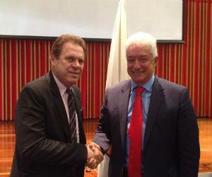 Jorge Perdomo es el nuevo presidente de la Dimayor