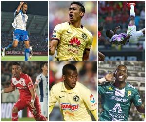 Los colombianos que disputan la liguilla final del fútbol mexicano