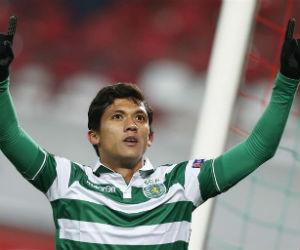 Fredy Montero guió al Sporting a la victoria ante el Lokomotiv